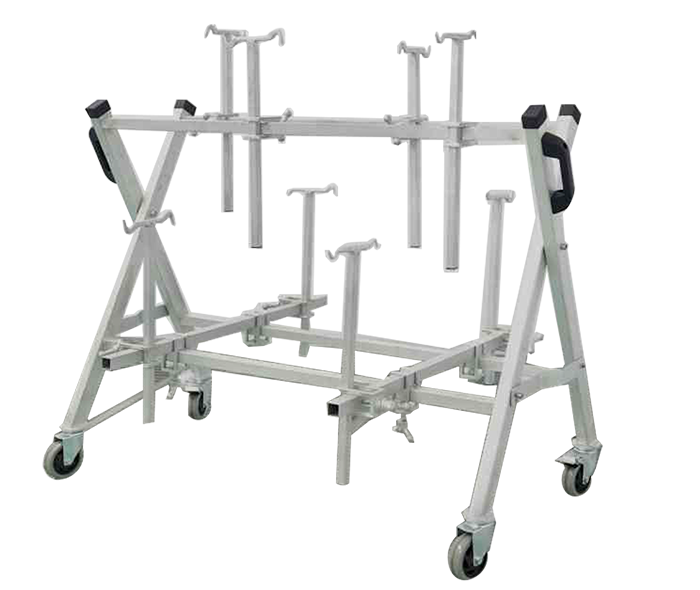 7720 HEAVY DUTY<br />PANEL STAND